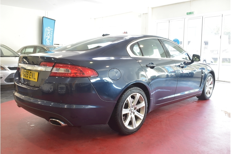 Jaguar Xf 2.7 V6 Luxury - Large 6