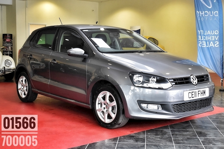 Volkswagen Polo 1.2 Moda A/C - Video