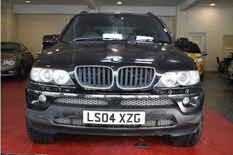 X5 D Sport Estate 3.0 Automatic Diesel