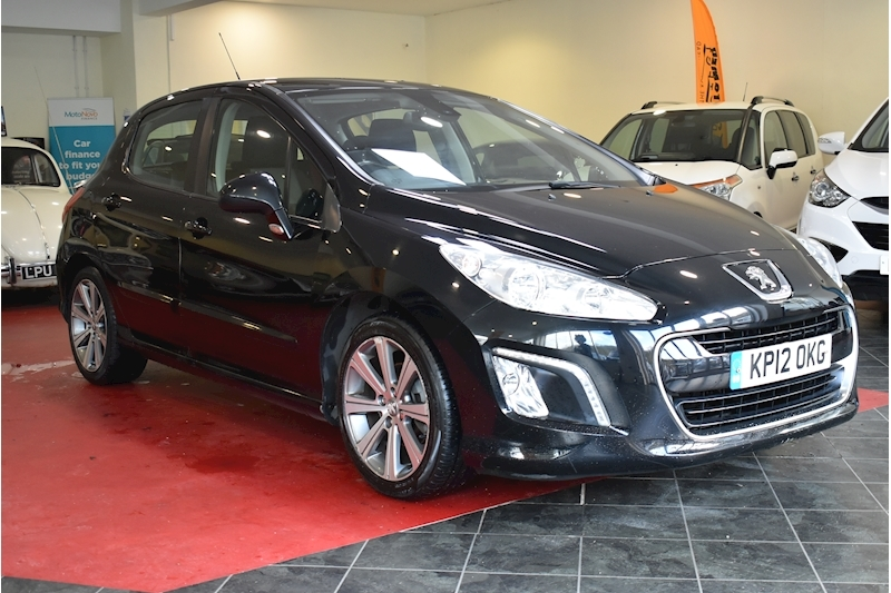 Peugeot 308 1.6 E-Hdi Active - Video
