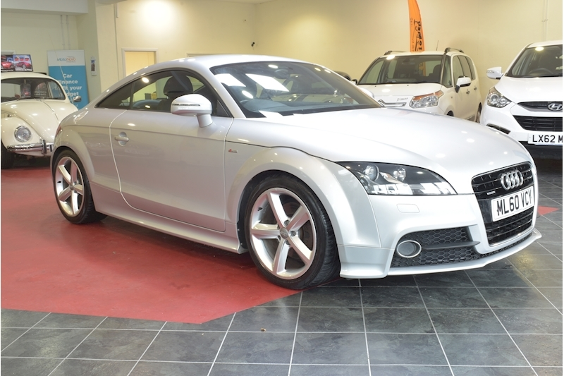 Audi Tt 2.0 Tdi Quattro S Line - Video