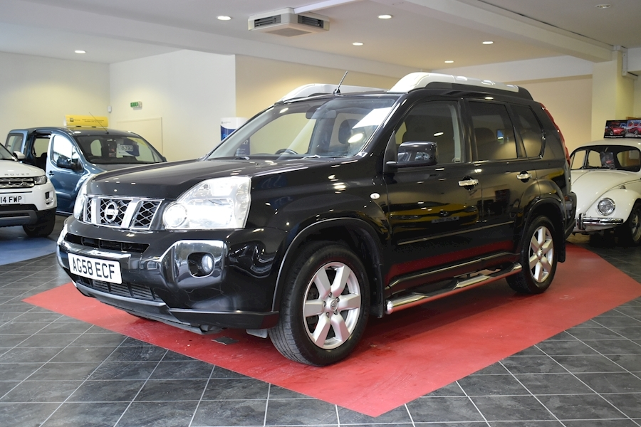 Nissan X-Trail 2.0 Dci Arctix Expedition - Large 2