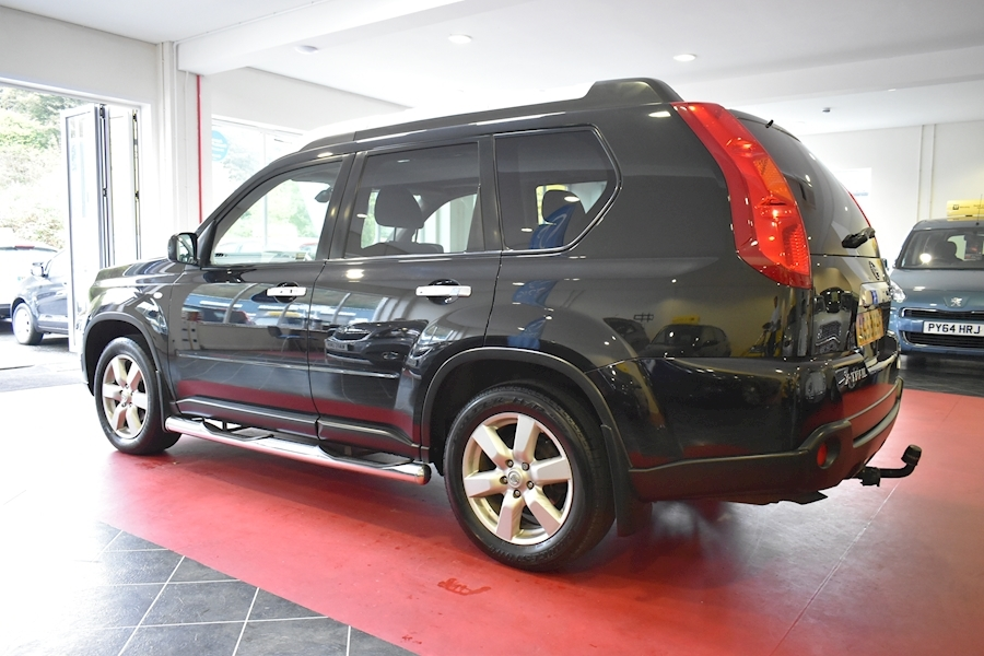 Nissan X-Trail 2.0 Dci Arctix Expedition - Large 4