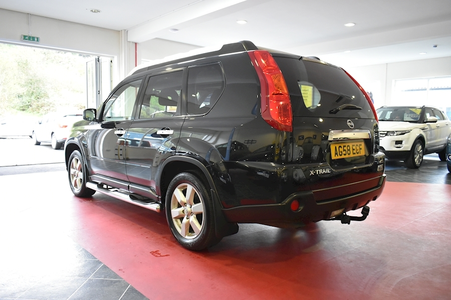 Nissan X-Trail 2.0 Dci Arctix Expedition - Large 5