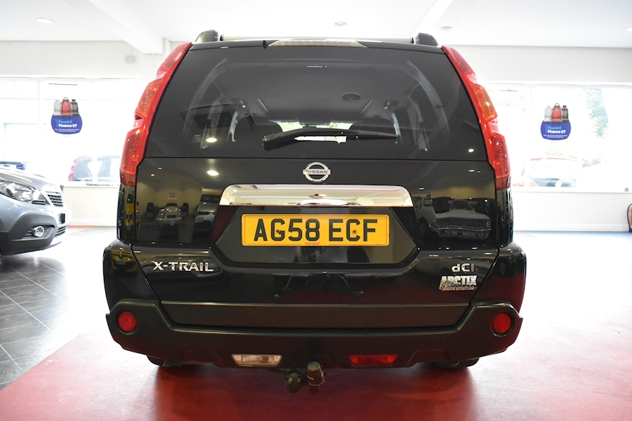 Nissan X-Trail 2.0 Dci Arctix Expedition - Large 6