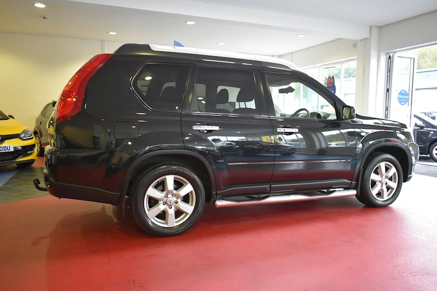 Nissan X-Trail 2.0 Dci Arctix Expedition - Large 8
