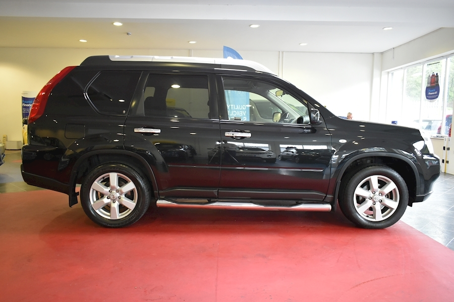 Nissan X-Trail 2.0 Dci Arctix Expedition - Large 9