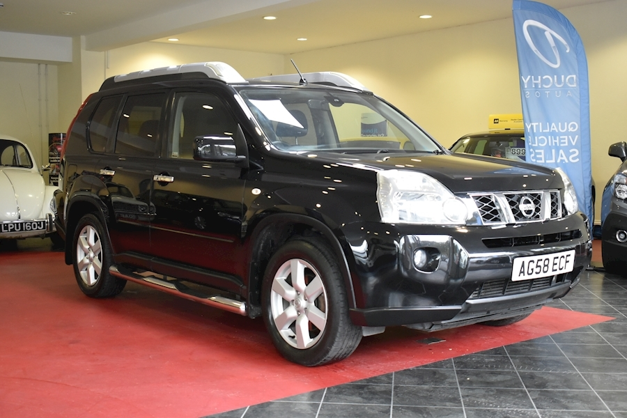 Nissan X-Trail 2.0 Dci Arctix Expedition - Large 10