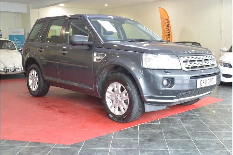 Land Rover Freelander 2.2 Sd4 Xs - Video