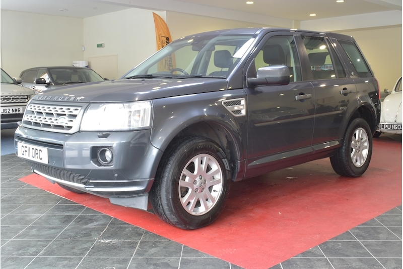 Land Rover Freelander 2.2 Sd4 Xs - Large 3