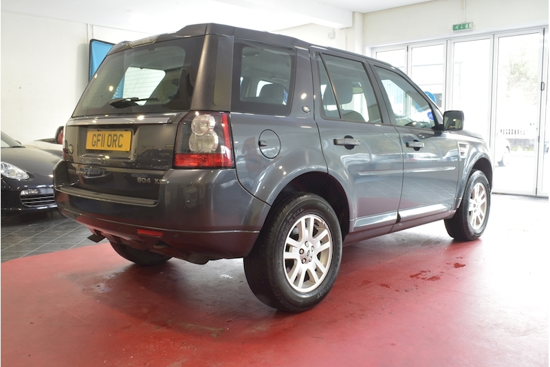 Land Rover Freelander 2.2 Sd4 Xs - Large 6