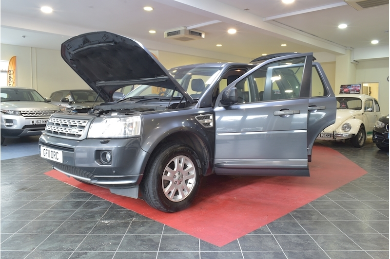 Land Rover Freelander 2.2 Sd4 Xs - Large 48
