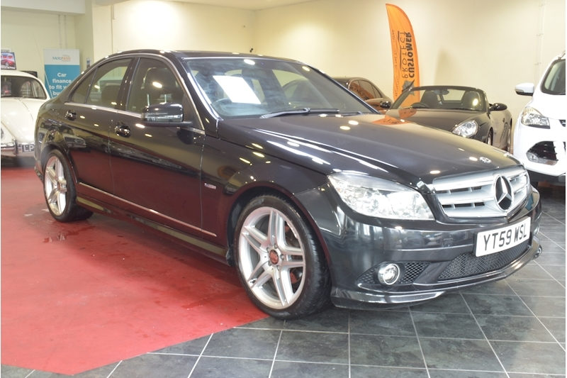 Mercedes-Benz C Class C220 Cdi Blueefficiency Sport