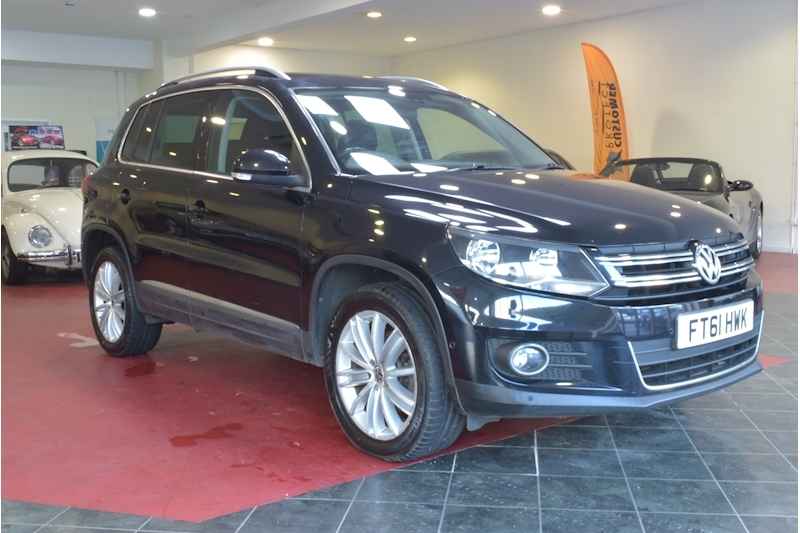 Volkswagen Tiguan 2.0 Sport Tdi Bluemotion Technology 4Motion - Video