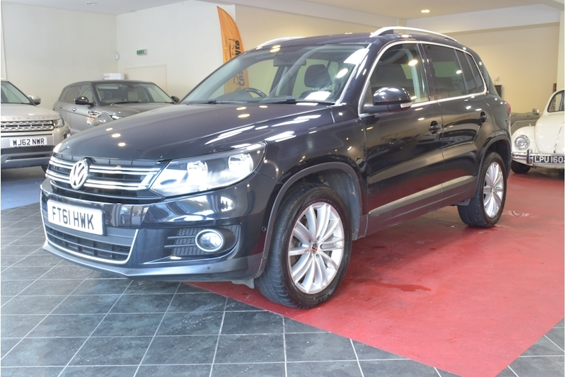 Volkswagen Tiguan 2.0 Sport Tdi Bluemotion Technology 4Motion - Large 3