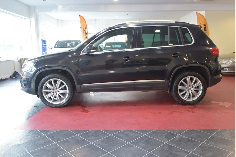Volkswagen Tiguan 2.0 Sport Tdi Bluemotion Technology 4Motion - Large 4