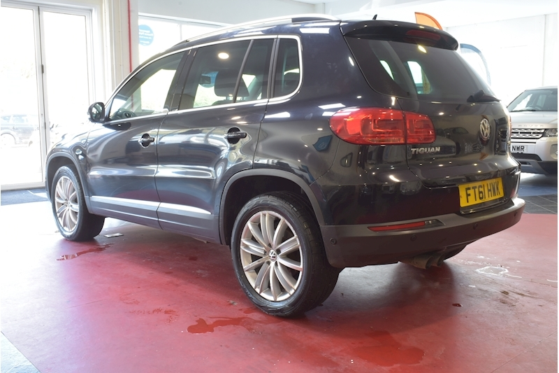 Volkswagen Tiguan 2.0 Sport Tdi Bluemotion Technology 4Motion - Large 5