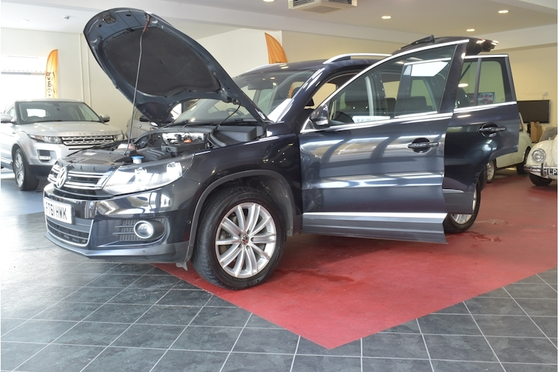Volkswagen Tiguan 2.0 Sport Tdi Bluemotion Technology 4Motion - Large 48
