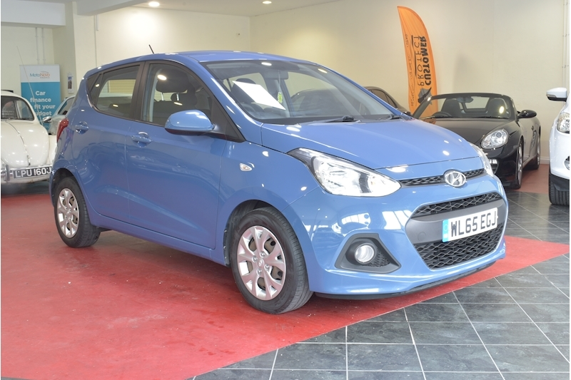Hyundai I10 1.0 Se Blue Drive - Video