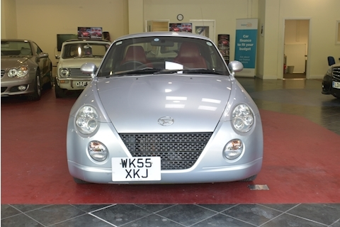 Copen Copen Convertible 0.7 Manual Petrol