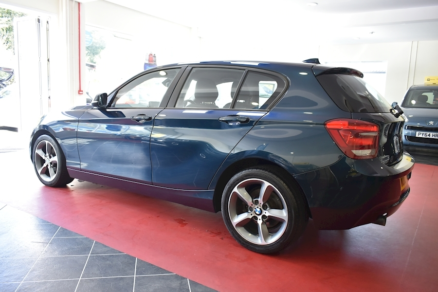 Bmw 1 Series 2.0 118D Sport - Large 4
