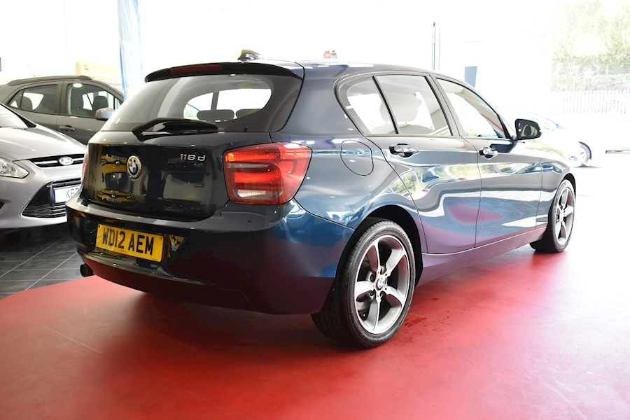 Bmw 1 Series 2.0 118D Sport - Large 7