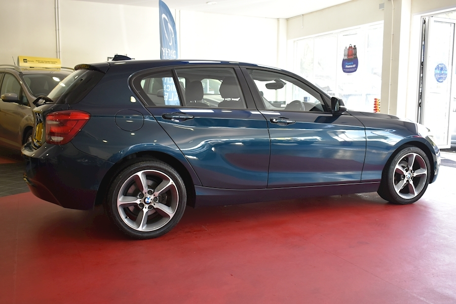 Bmw 1 Series 2.0 118D Sport - Large 8