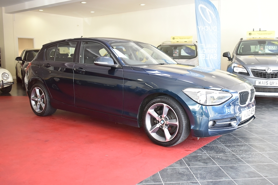 Bmw 1 Series 2.0 118D Sport - Large 10