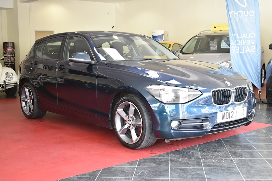 Bmw 1 Series 2.0 118D Sport - Large 11