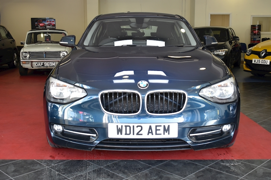 Bmw 1 Series 2.0 118D Sport - Large 1