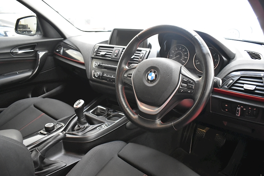 Bmw 1 Series 2.0 118D Sport - Large 12