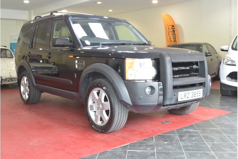 Land Rover Discovery 2.7 Tdv6 Hse - Video