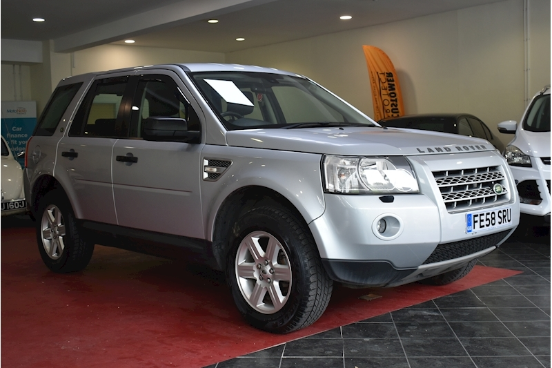 Land Rover Freelander 2.2 Td4 Gs - Large 0