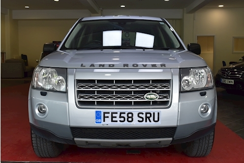 Freelander Td4 Gs Estate 2.2 Manual Diesel