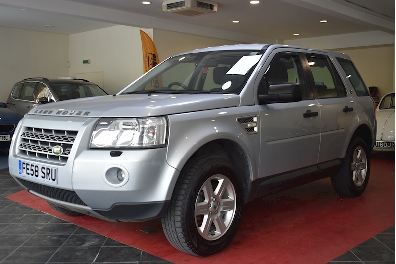 Land Rover Freelander 2.2 Td4 Gs - Large 3