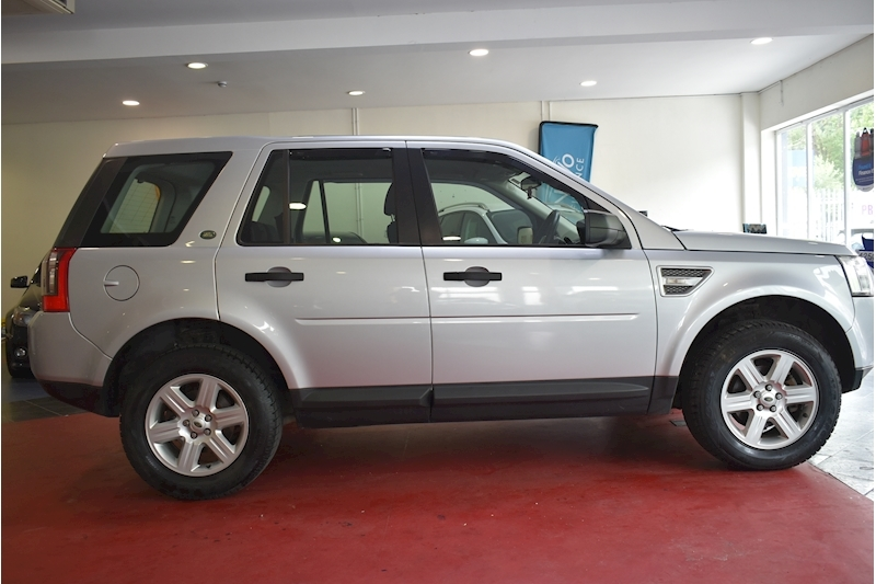 Land Rover Freelander 2.2 Td4 Gs - Large 8