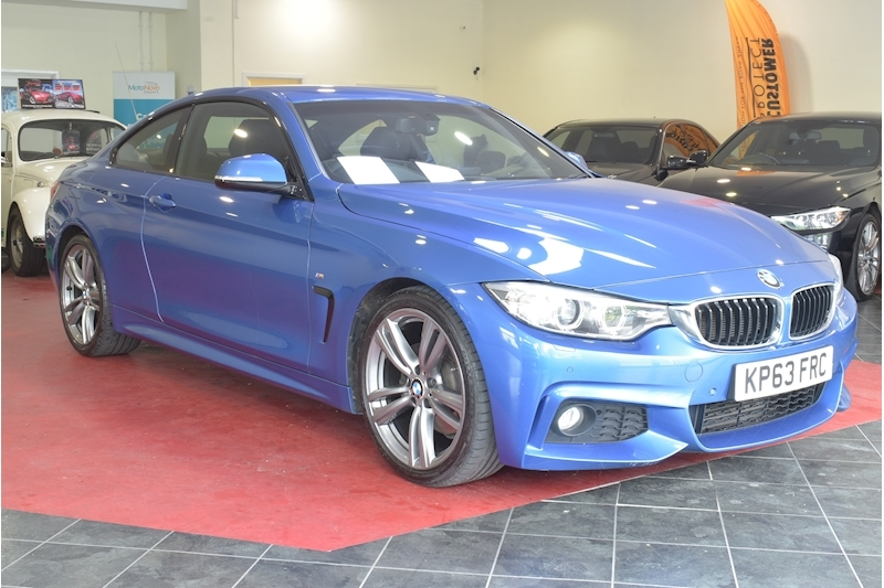 4 Series 428I M Sport Coupe 2.0 Automatic Petrol