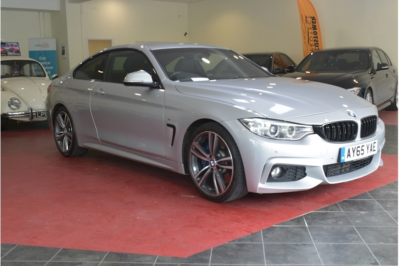 BMW 4 Series 3.0 430D M Sport - Video