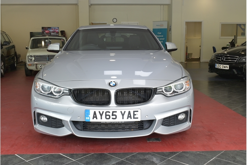 BMW 4 Series 3.0 430D M Sport - Large 2