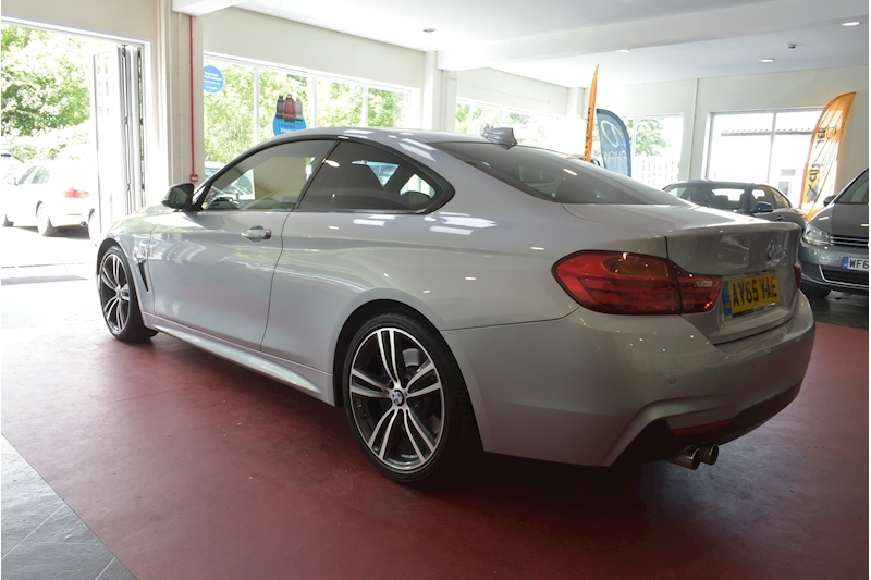 BMW 4 Series 3.0 430D M Sport - Large 5