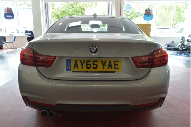 BMW 4 Series 3.0 430D M Sport - Large 6