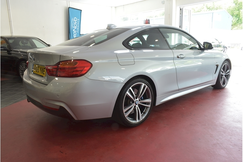 BMW 4 Series 3.0 430D M Sport - Large 7