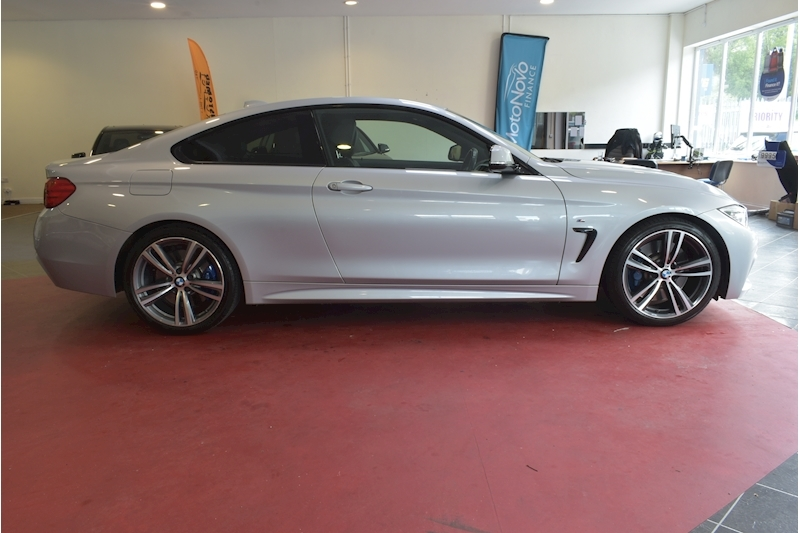 BMW 4 Series 3.0 430D M Sport - Large 8