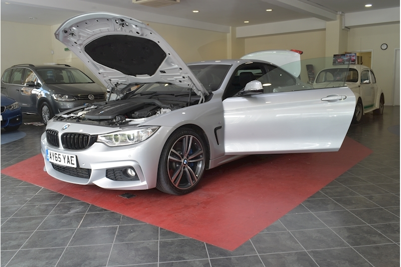 BMW 4 Series 3.0 430D M Sport - Large 48