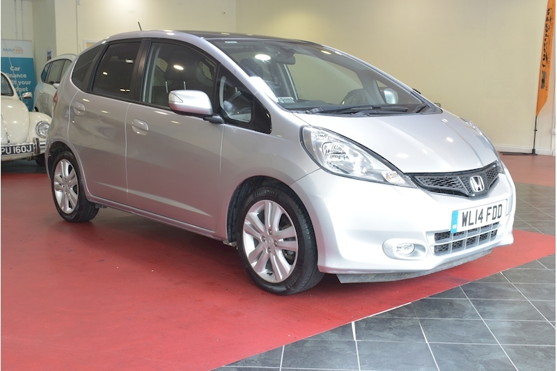 Honda Jazz 1.4 EX - Video