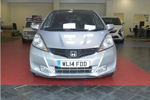 Jazz EX Hatchback 1.4 Manual Petrol