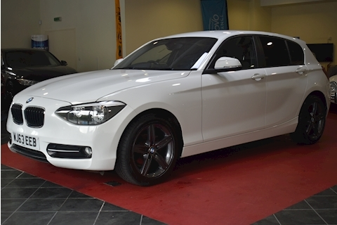 1 Series 116i Sport 5-door 5 Door Sports Hatch 1.6 Manual Petrol