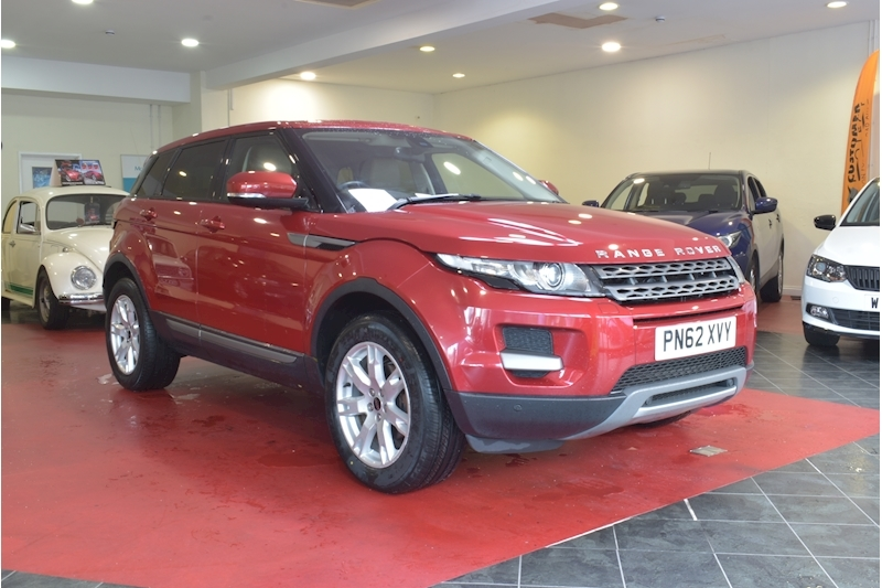 Land Rover Range Rover Evoque Pure Tech