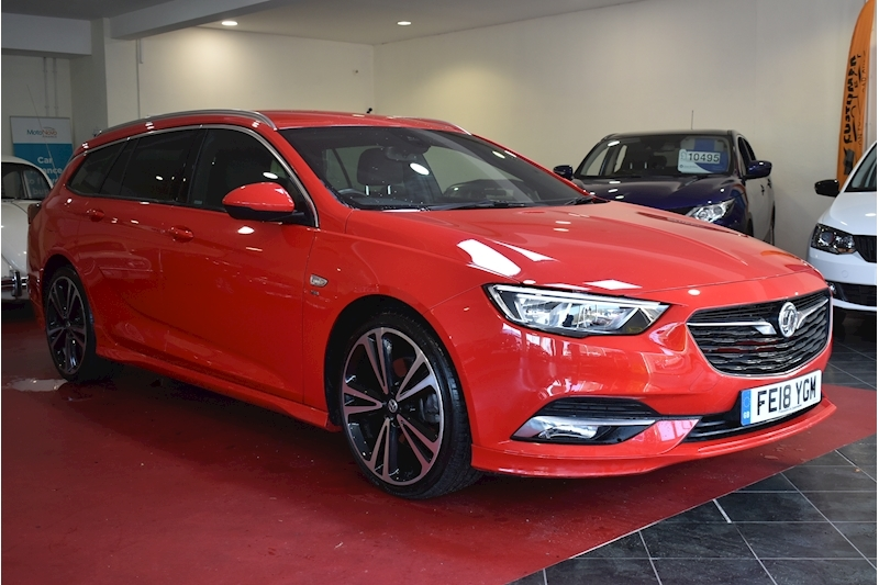 Vauxhall Insignia 2.0 SRi VX Line Nav - Video