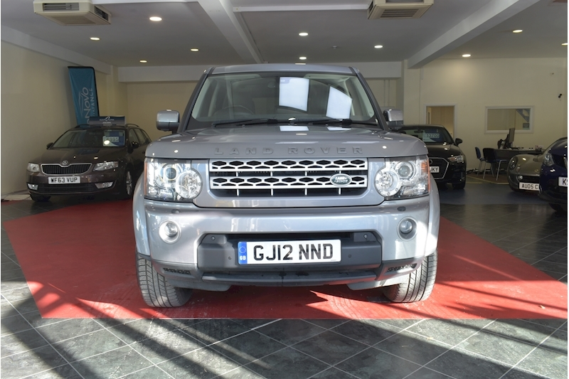Land Rover Discovery 4 3.0 HSE - Large 2